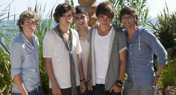One Direction and the Mystery of the Crying Mum's