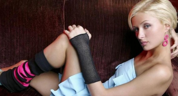 Paris Hilton cried while watching 'The Bling Ring'