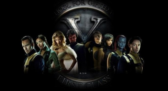 Patrick Stewart and Ian McKellan join Jennifer Lawrence and Nicholas Hoult in X-Men: Days of Future Past
