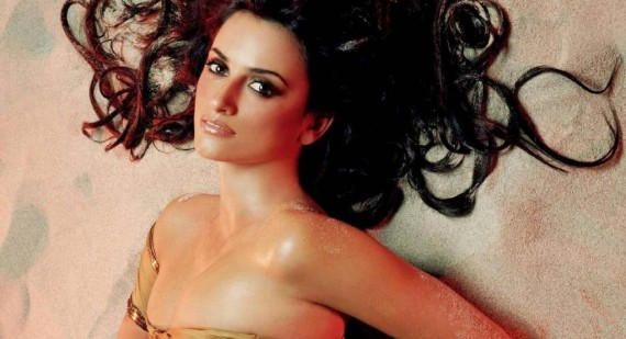 Penelope Cruz is the new face of Lindex fashion