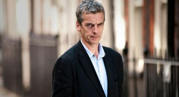Peter Capaldi the favourite to play the next Doctor Who
