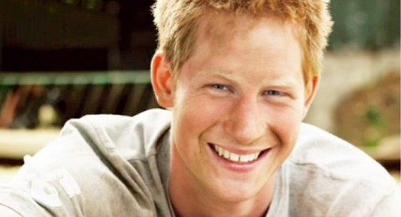 Prince Harry to race to the South Pole for charity