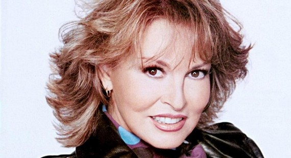 Raquel Welch reveals her food and diet tips