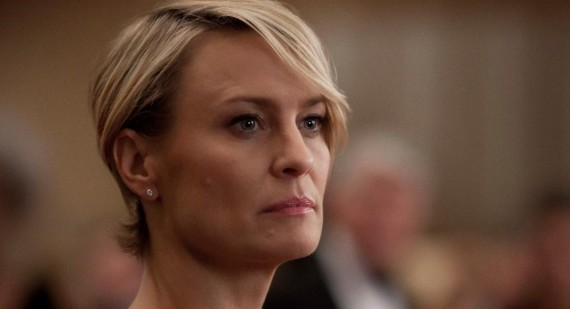 Robin Wright compares herself to Jennifer Lawrence