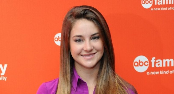 Shailene Woodley cutting off all her hair for 'The Fault In Our Stars'