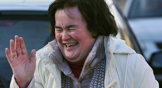 Susan Boyle opens up about bullying