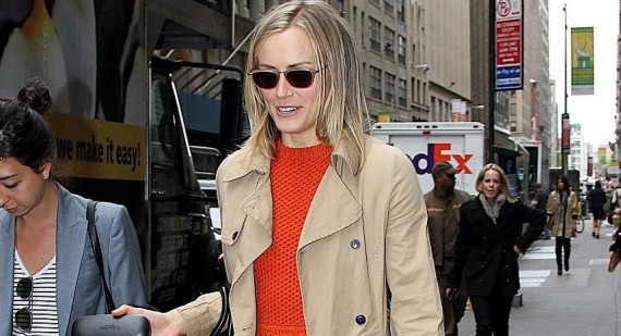 Taylor Schilling is loving life