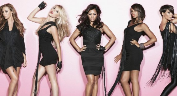 The Saturdays weigh in on One Direction and The Wanted war of words