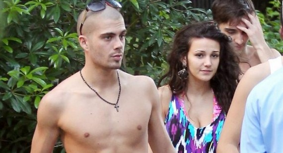 The Wanted's Max George opens up about Michelle Keegan relationship