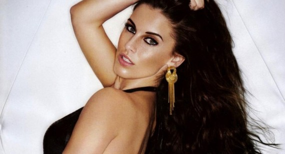 Thom Evans 'serious' about Jessica Lowndes