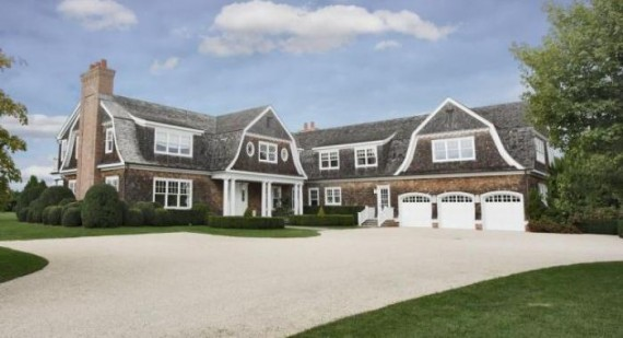 Top 10 Celebrity Homes: No.5 - Jennifer Lopez new mansion in the Hampton's