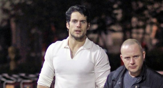 Top 10 actors for Christian Grey in Fifty Shades of Grey movie: No.1 - Henry Cavill