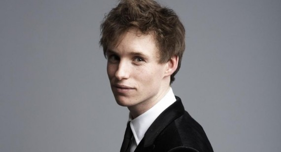 Top 10 actors for Christian Grey in Fifty Shades of Grey movie: No.9 - Eddie Redmayne