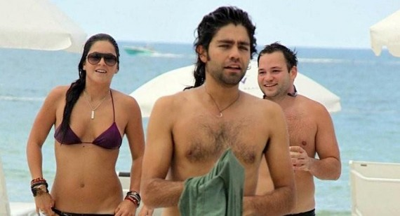 """Adrian Grenier and Jeremy Piven's """"greed"""" stalling the Entourage movie?"""