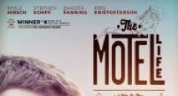Emile Hirsch and Stephen Dorff in new The Motel Life trailer