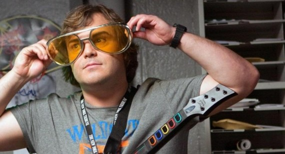 Jack Black reveals Val Kilmer and Dave Grohl roles in Ghost Ghirls
