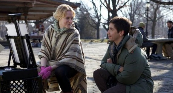 Justin Long, Peter Dinklage and Evan Rachel Wood in A Case Of You trailer