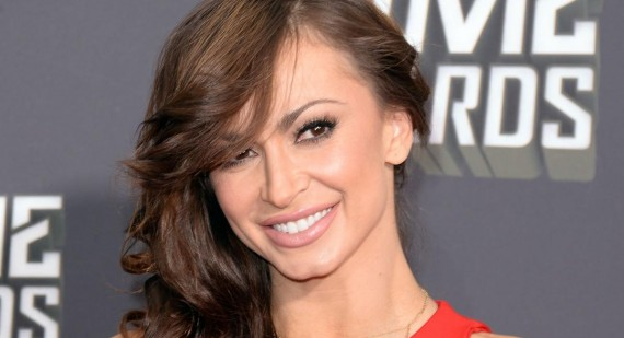 Karina Smirnoff says this years Dancing With The Stars is the biggest yet