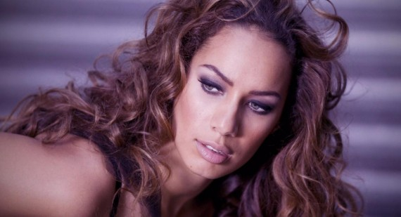 Leona Lewis swaps singing for acting in movie debut Holiday!