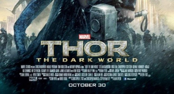Natalie Portman and Jaimie Alexander in new Thor: The Dark World posters