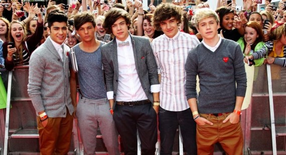 One Direction and 'N Sync to form new super group?