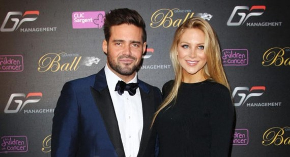 Stephanie Pratt and Spencer Matthews split