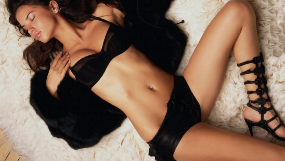 Adriana Lima still one of the hottest women around