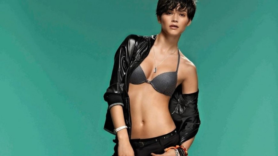 Alba Galocha shows she is still as stunning as ever