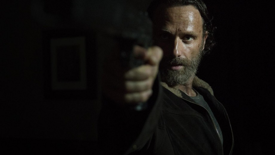 Andrew Lincoln focuses all his acting efforts of The Walking Dead