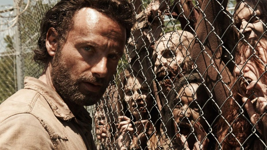 Andrew Lincoln teases an angry, frustrating and sick end to The Walking Dead season six
