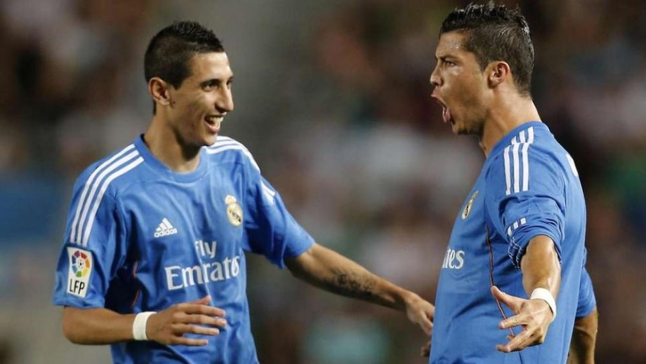 Angel di Maria moves to Manchester United from Real Madrid on Cristiano Ronaldo's advice