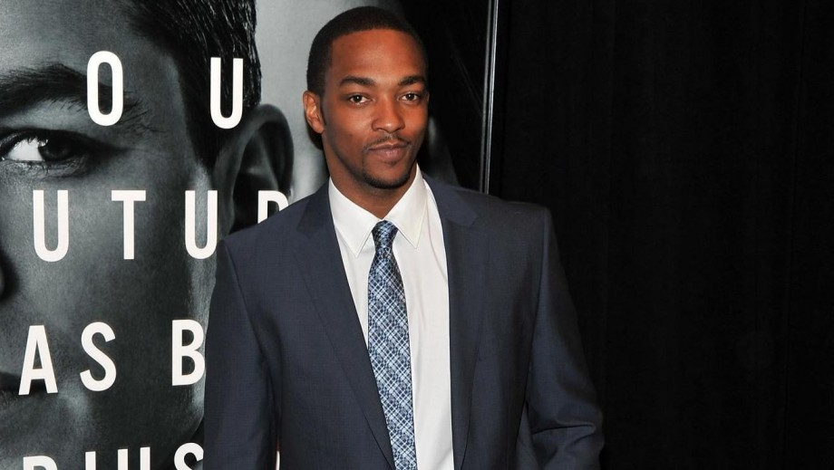 Anthony Mackie cried at being cast as Falcon in Captain America: The Winter Soldier
