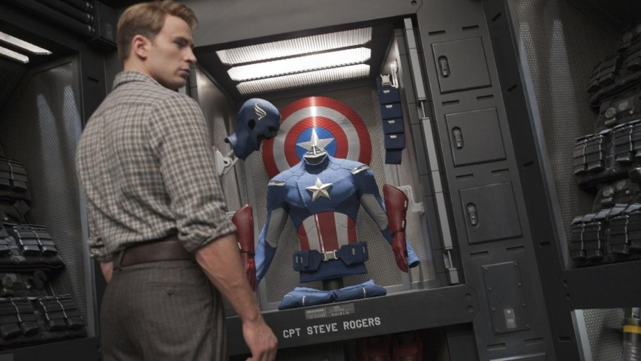 Anthony Mackie to replace Chris Evans as Captain American?