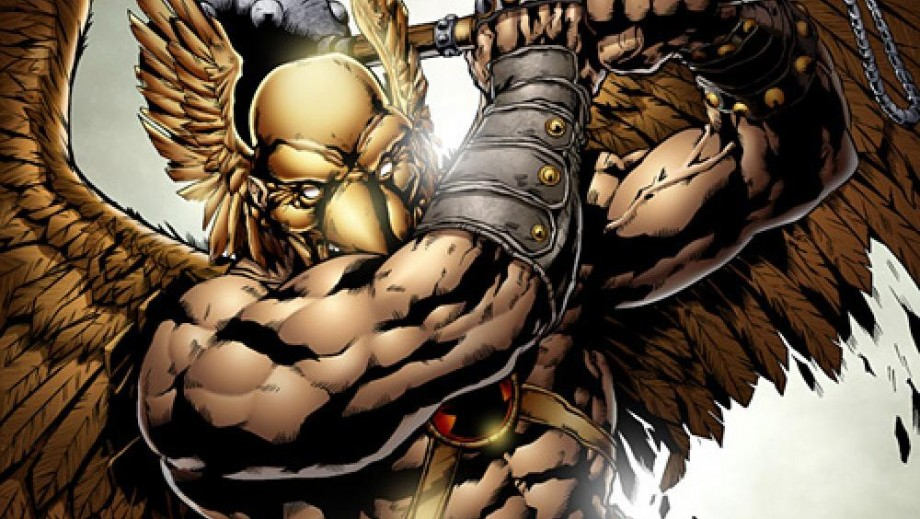 Arrow, The Flash and Legends of Tomorrow to all feature Hawkman