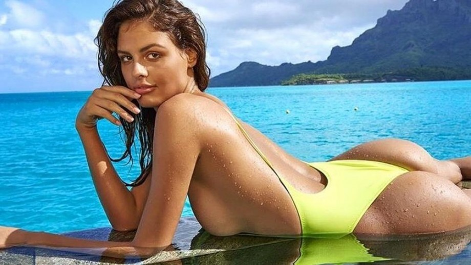 Bojana Krsmanovic excited to be part of Sports Illustrated Swimsuit Issue 2016 Rookie Class