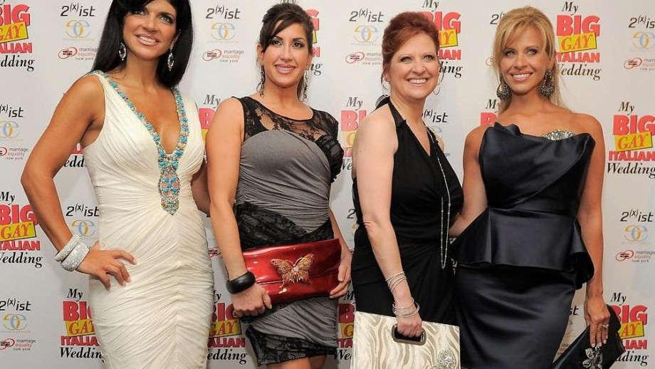 Caroline Manzo will be starring in her own reality show called Manzo'd with Children