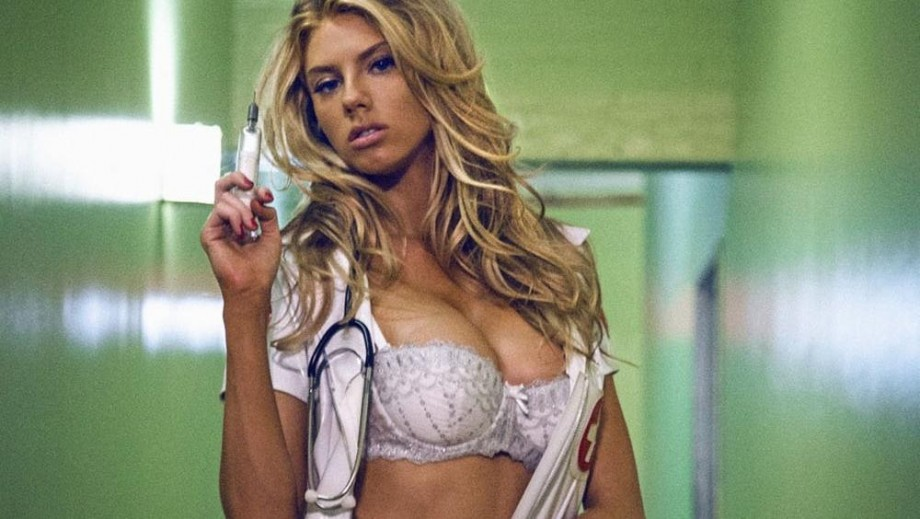Charlotte McKinney continues to get Kate Upton comparisons with string of sexy Instagram pics