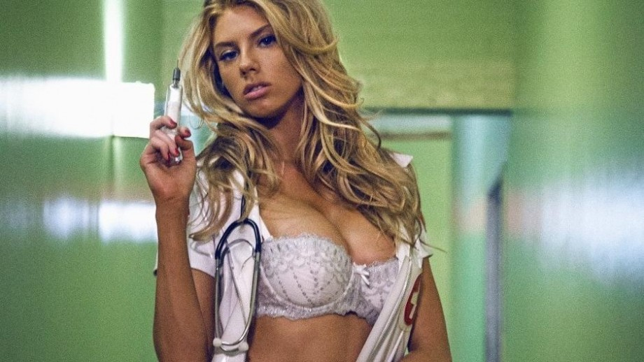 Charlotte McKinney continues to show why she is the model on the rise