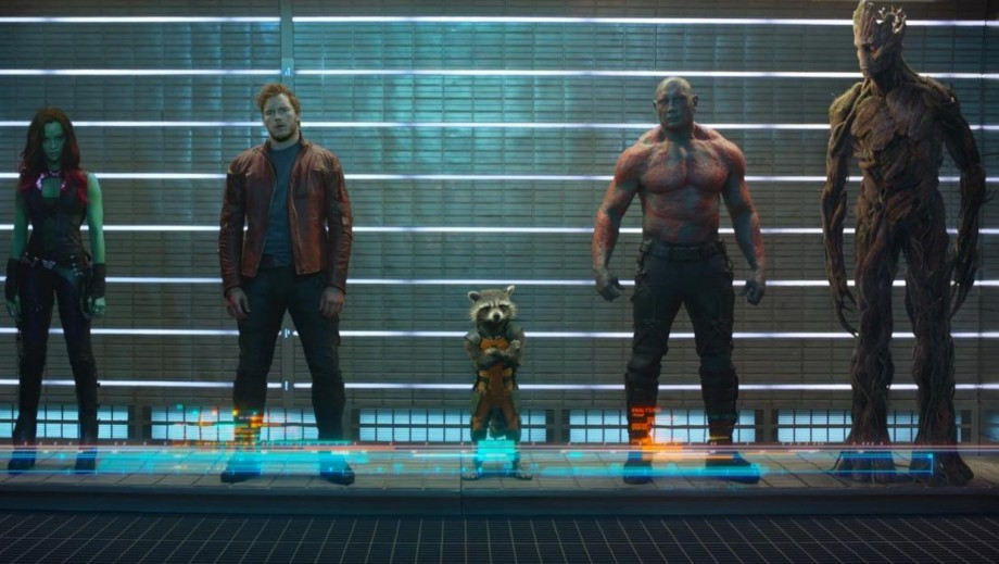 Chris Pratt excited to be back on the set of Guardians of the Galaxy Vol. 2