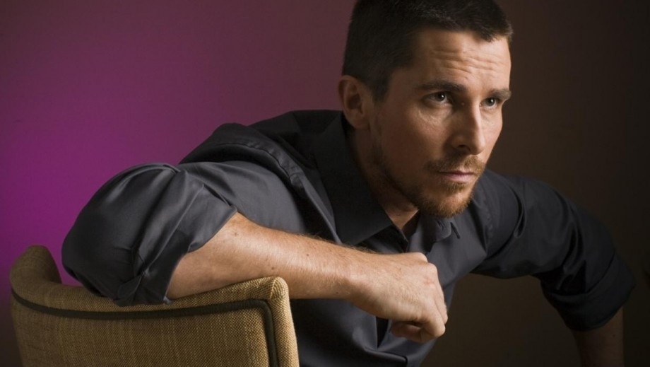 Christian Bale preparing for Knight of Cups release