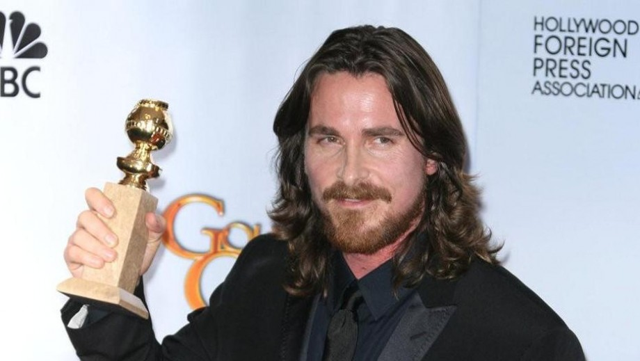 """Christian Bale's """"Moses"""" filming complete, family time now priority"""