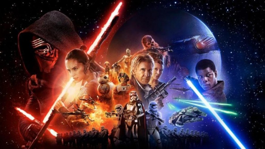 Daisy Ridley and John Boyega share video reaction to Star Wars: Episode VII - The Force Awakens trailer