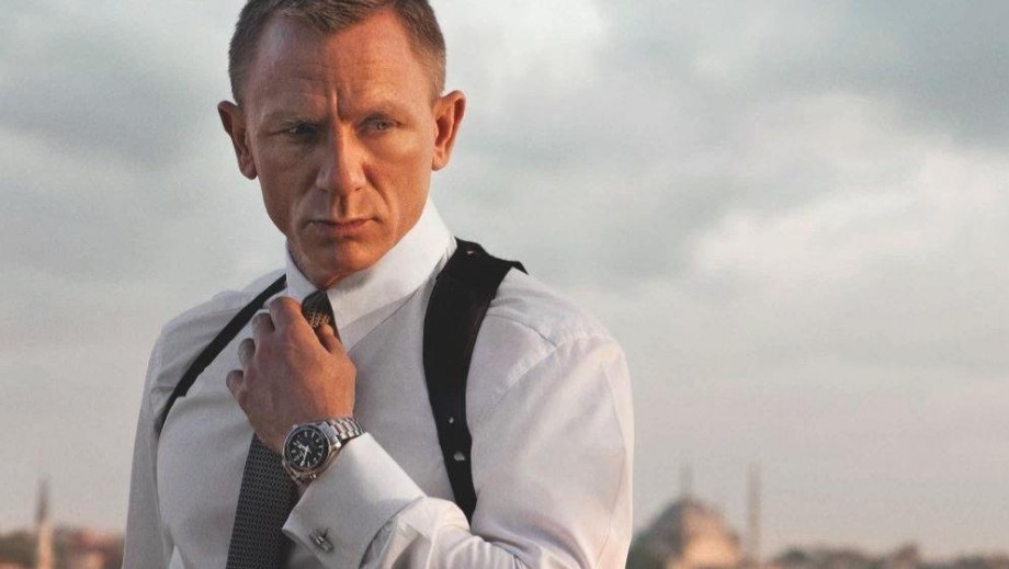 Daniel Craig praises Spectre co-star Christoph Waltz and Naomie Harris