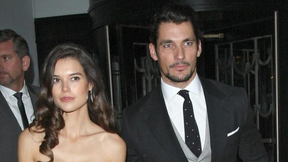 David Gandy wins at Rodial Beautiful Awards and stirs up rumours
