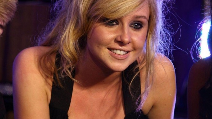 Diana Vickers at the center of romantic rumors