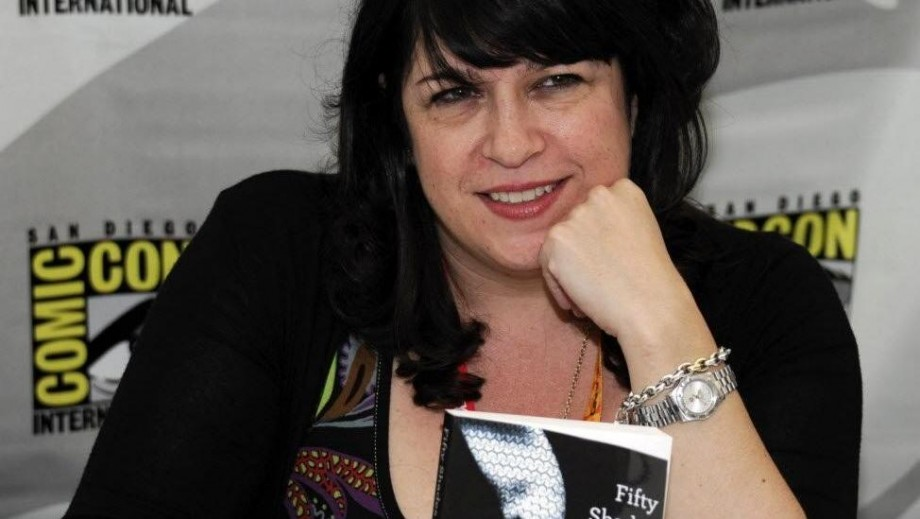 EL James says she is terrified about the Fifty Shades of Grey movie