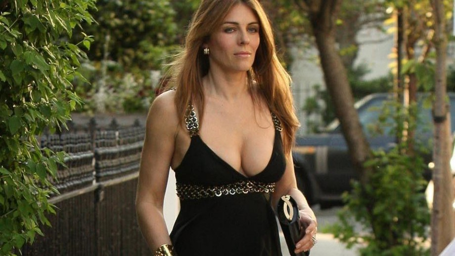 Elizabeth Hurley discusses her 50th birthday plans