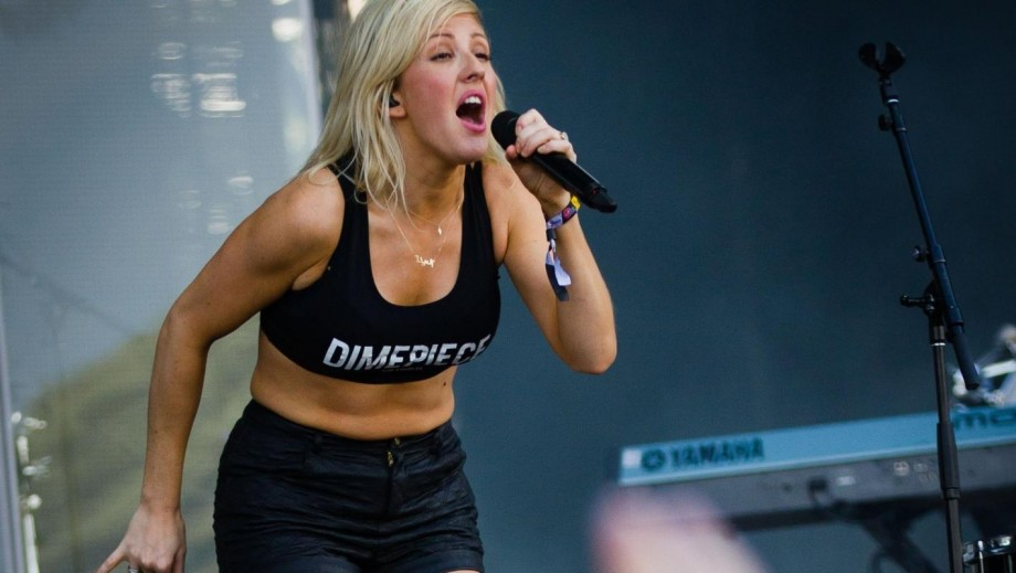 Ellie Goulding to swap music for boxing?