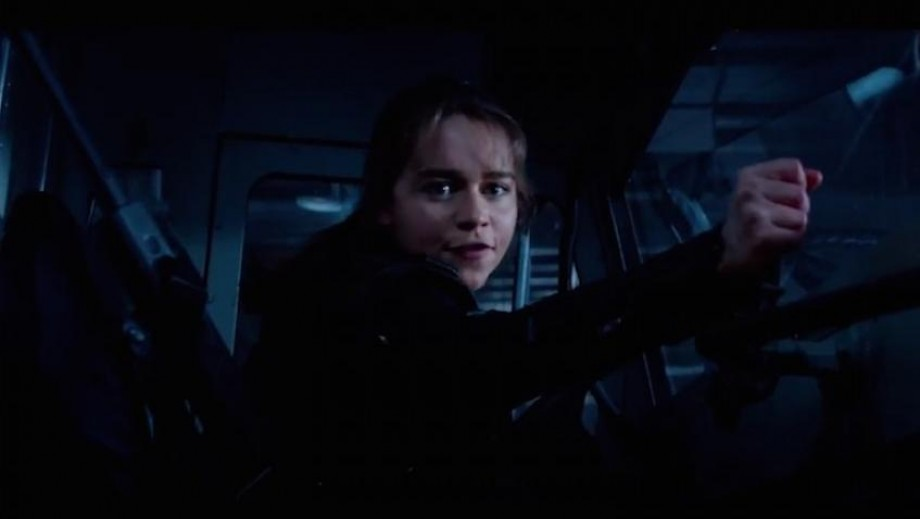 Emilia Clarke to channel both versions of Linda Hamilton as Sarah Connor in Terminator Genysis