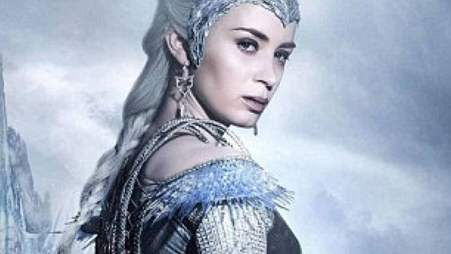 Emily Blunt resurrects Charlize Theron in new The Huntsman: Winter's War trailer